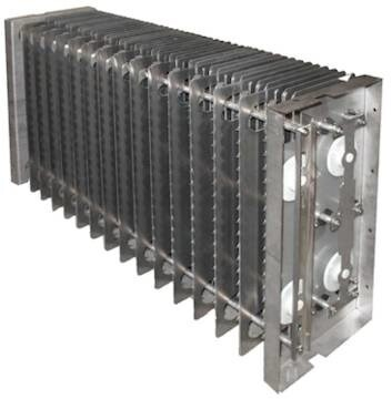 LOGO_ULTRAVENT® Electrostatic Filter Cells For High Grade Air Purification