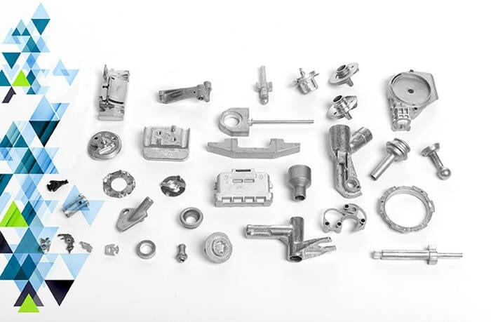 LOGO_Zamak and aluminium diecasting parts