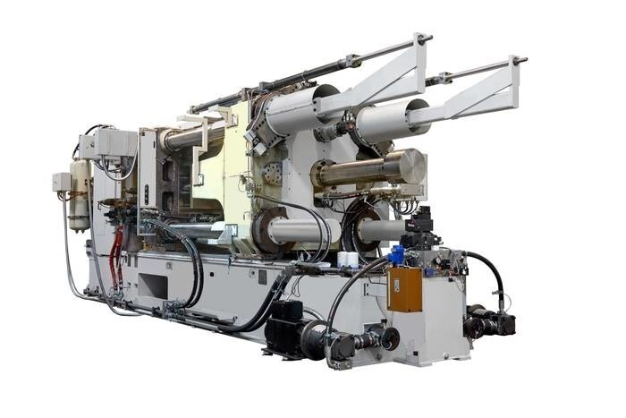 LOGO_IP & IPr Three Platen Die Casting Machines with Toggle