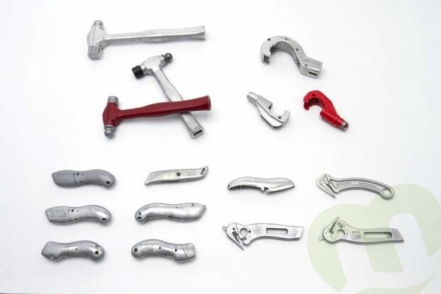 LOGO_Handwerkzeuge aus Magnesiumlegierungen