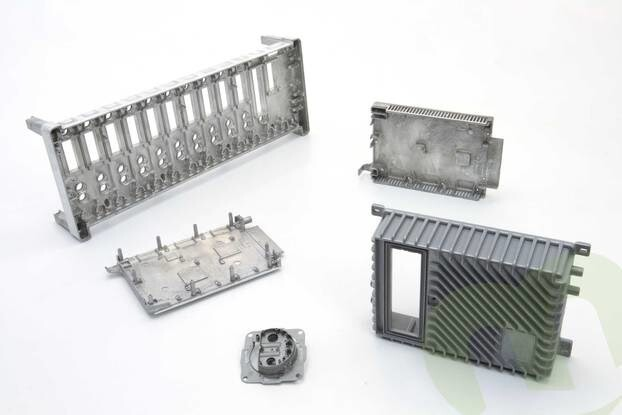 LOGO_Magnesium housings and components for the electronic industry: