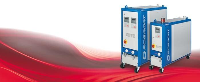 LOGO_Ein- und Zweikreis Temperiergeräte, Wärmeträgermedium Öl bis 350°C