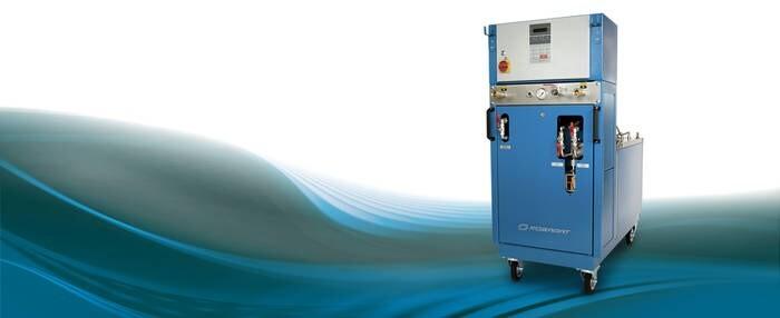 LOGO_Reinigungsgerät für Temperierkanäle in Druckgussformen (Öl oder Wasser)