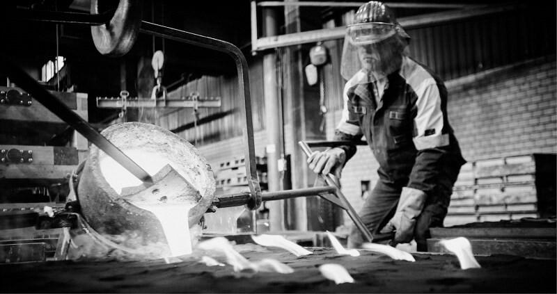 LOGO_Sand casting for Aluminium and copper based alloys