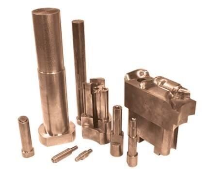 LOGO_Copper Titanium Core Pins, Inserts and Chill Vents