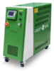 LOGO_GreenShell - Temperature control unit with PLC control for the mould cooling in the low pressure/shell casting applications.