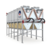 LOGO_Ecodry Adiabatic Cooling - THE REPLACEMENT OF THE EVAPORATIVE COOLING TOWER