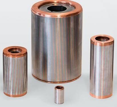 LOGO_KUPFERROTOREN - Rotoren für höhere Wirkungsgrade von E-Motoren.