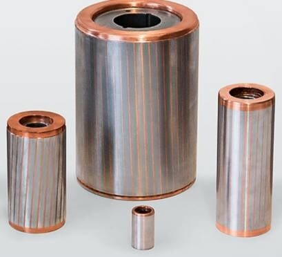 LOGO_COPPER ROTORS  - Rotors for higher levels of efficiency in e-motors.