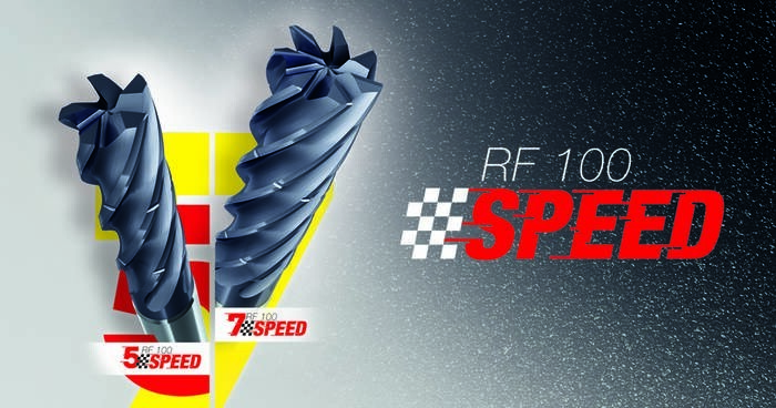 LOGO_RF 100 SPEED HPC milling in steel and VA