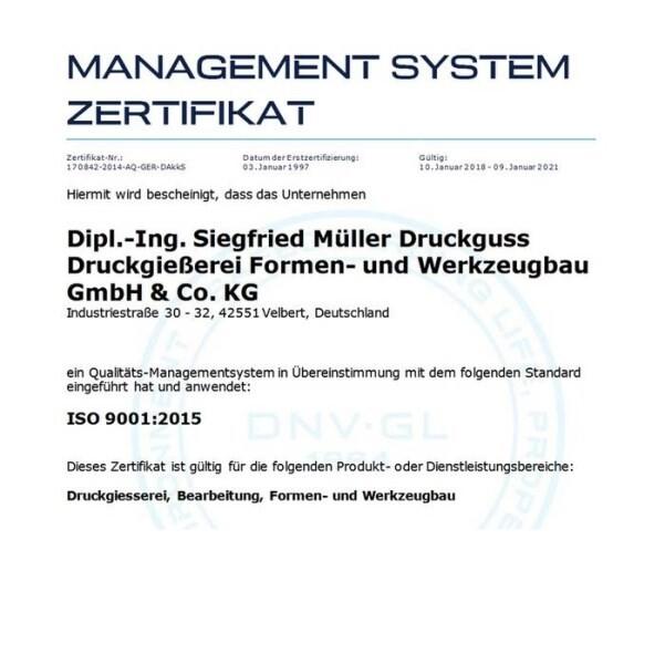 LOGO_Das Qualitätsmanagement