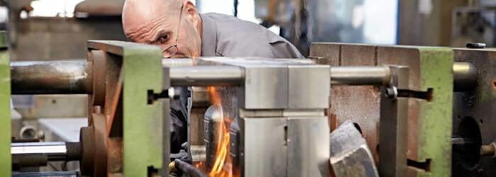 LOGO_Gussteile nach Maß – vom Modell bis zur Neuentwicklung aus unserer Metallgießerei