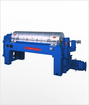 LOGO_HED Type dewatering centrifuge