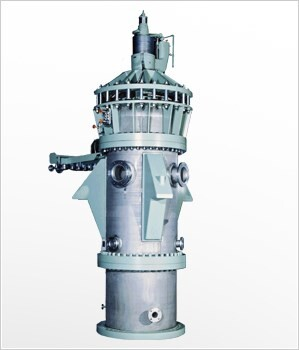 LOGO_TRV Vertical Decanter Centrifuge