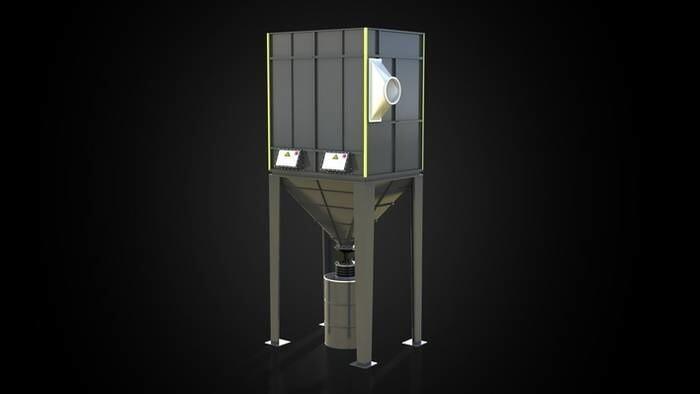 LOGO_Explosionsgeschützter Staubfilter Kappa IPR gemäß ATEX