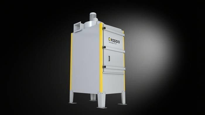 LOGO_Ölnebelabscheider und Emulsionsnebelabscheider Kappa Airdry™