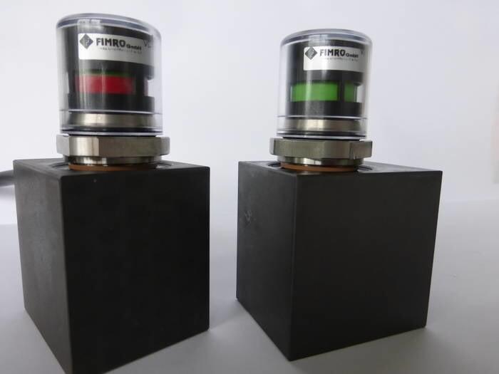 LOGO_Verschmutzungsanzeigen für den Einsatz an Filtern von Temperiergeräten