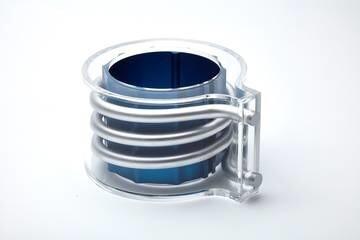 LOGO_Water-cooled Motor housing
