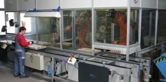 LOGO_Roboter-Schleifzentrum fürs Oberflächen-Finish