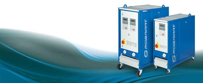 LOGO_Ein- und Zweikreis Temperiergeräte, Wärmeträgermedium Wasser bis 160°C