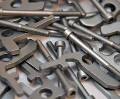 LOGO_Corrosion protection for fasteners, structural and chassis parts: Zinc flake coating
