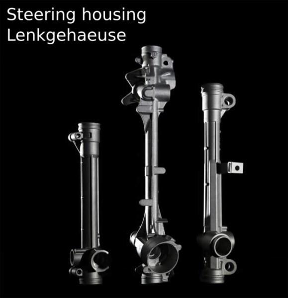 LOGO_Steering housing