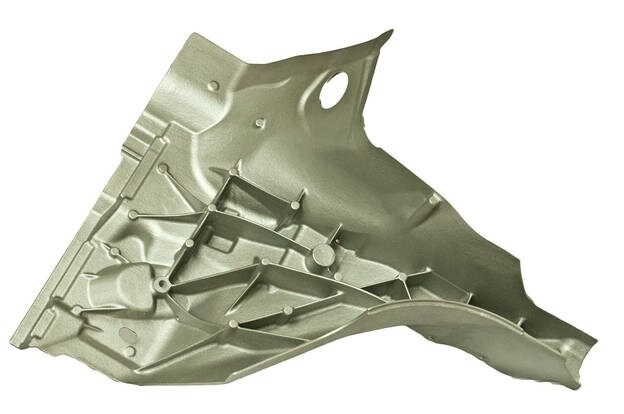 LOGO_Production of Chassis Castings and Structural Castings