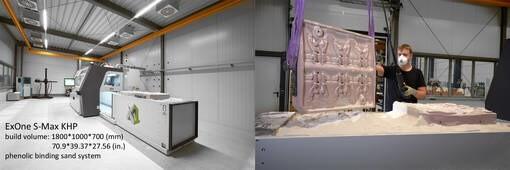 LOGO_Prototypen und Kleinserien auf Basis von 3D gedruckten Sandformen