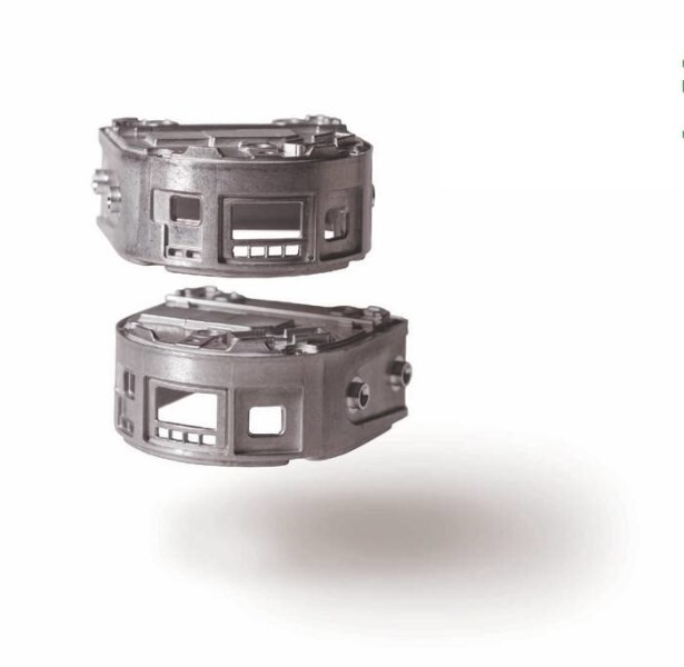 LOGO_Gehäuse für Sicherheitslaserscanner