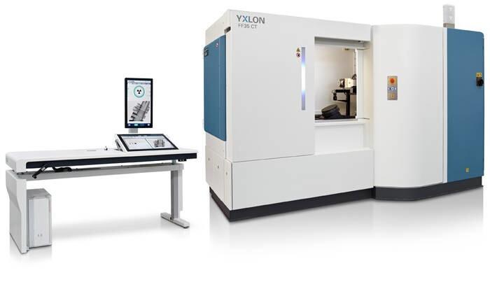 LOGO_YXLON FF35 CT – die Lösung für Qualitätssicherung und dimensionelles Messen