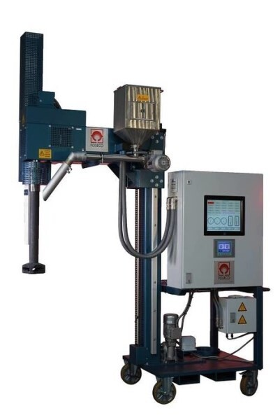 LOGO_SMARTT Degassing – Foseco's innovative process control for rotary degassing of aluminium alloys