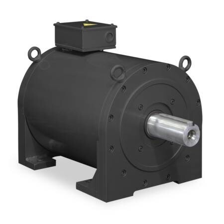 LOGO_Torque motor – HTQ Series