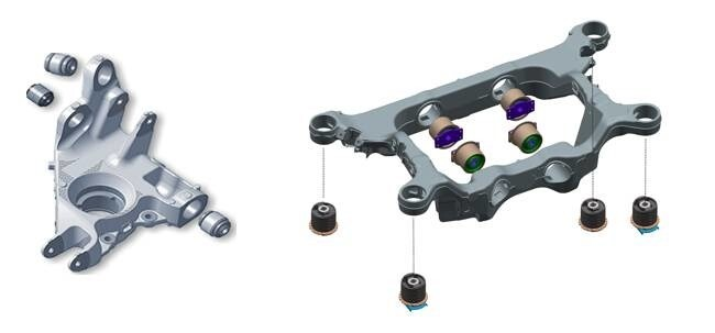 LOGO_bushing & ball joint assembly cell