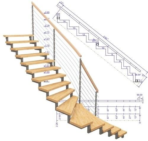 LOGO_3D CAD/CAM Treppenbausoftware SEMA Treppe