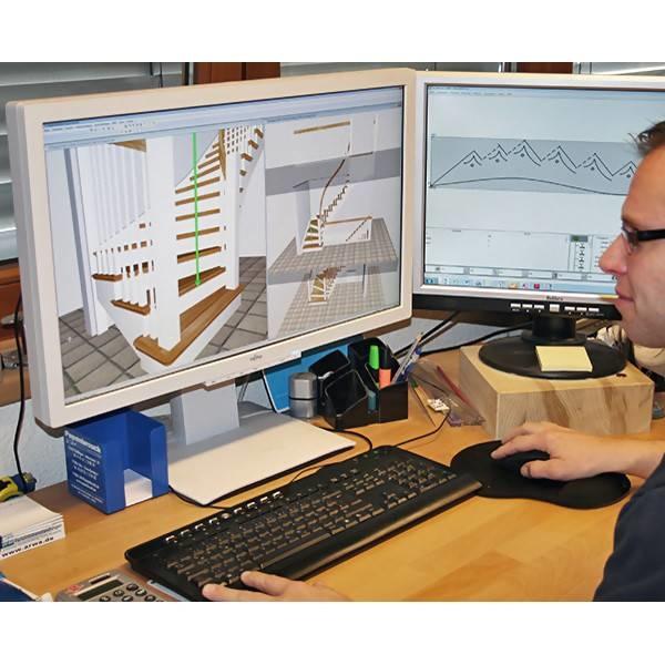 LOGO_Software für Holz-, Stein-, Metalltreppen