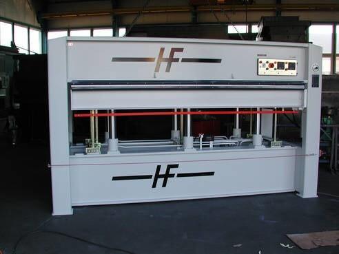 LOGO_Elektro-hydraulischen Furnierpressen