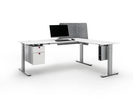LOGO_Häfele Officys Tischgestelle – Mit flüsterleisem Antrieb