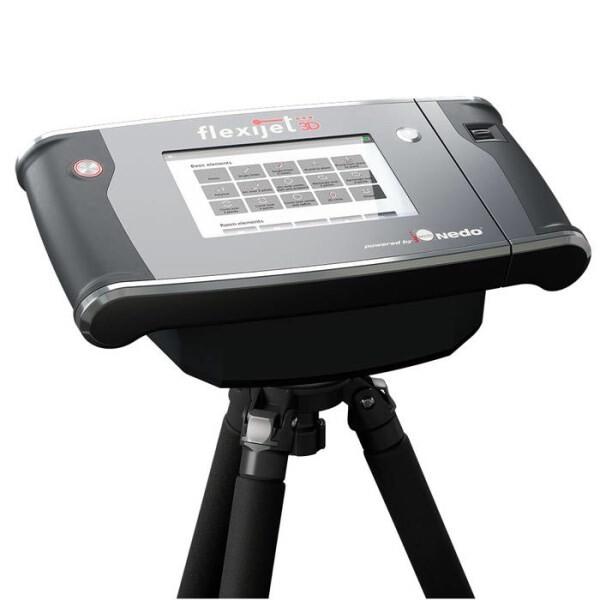 LOGO_Flexijet 3D - mobiles 3D-Laseraufmaßsystem