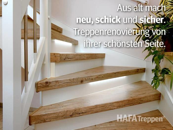 LOGO_gewendelte Treppe in Holzoptik Pinie Rustic