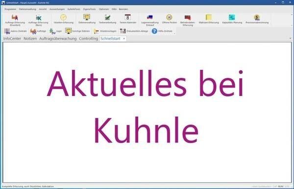 LOGO_Neuheiten bei Kuhnle in der Version 2020