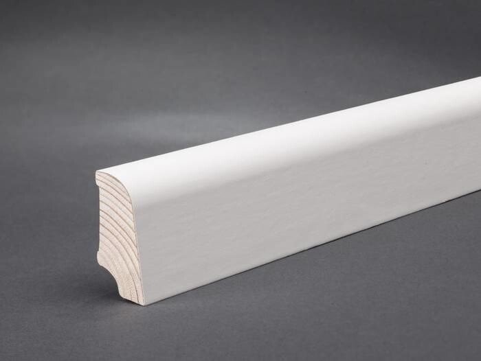 LOGO_Profile 7700 veener board 45 x 22 mm with rounded top edge