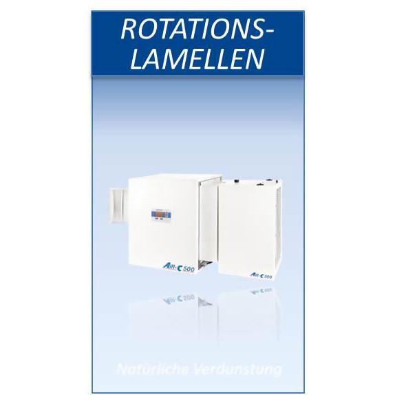 LOGO_Rotationslamellen-Befeuchter AIR-C 250 und 500