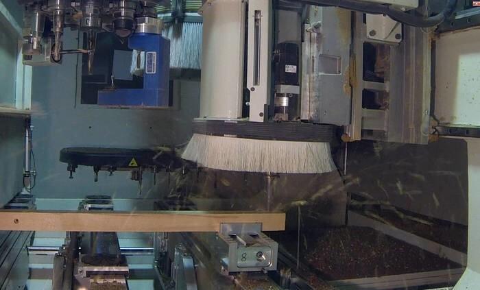 LOGO_CAM/CNC: BTL-Prozessor für den Holzbau