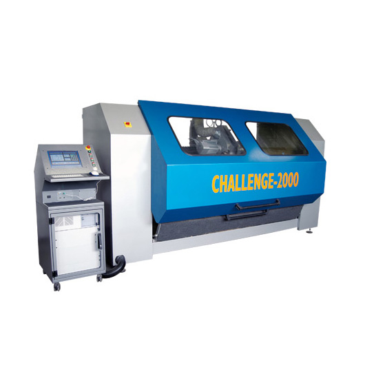 LOGO_Challenge 2000 - Fully Automatic CNC Wood-Copying Lathe