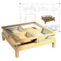 LOGO_Top Solid Draft – Automatische Zeichnungserstellung: 3D als Basis für 2D