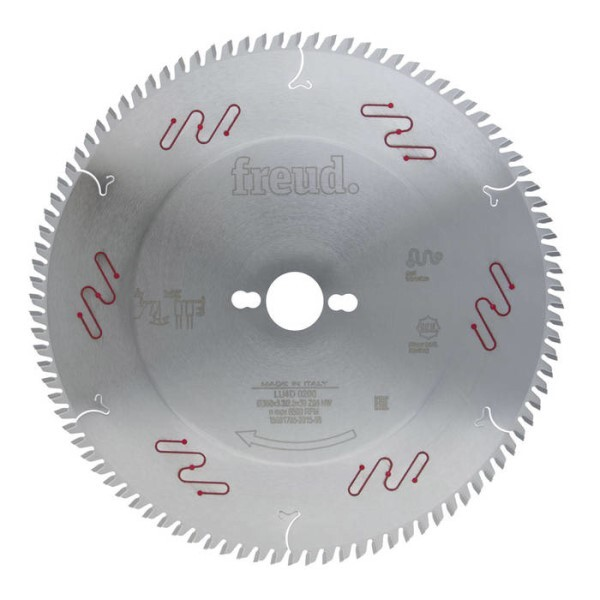LOGO_LU4D - Saw blades for solid surface
