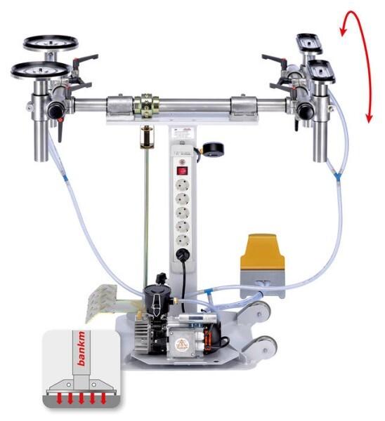 LOGO_bankmaster® QUATTRO Vacuum Column System