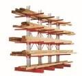 LOGO_Kragarmregale / Freiträgerregale für  Holzhandel - Holzverarbeitung