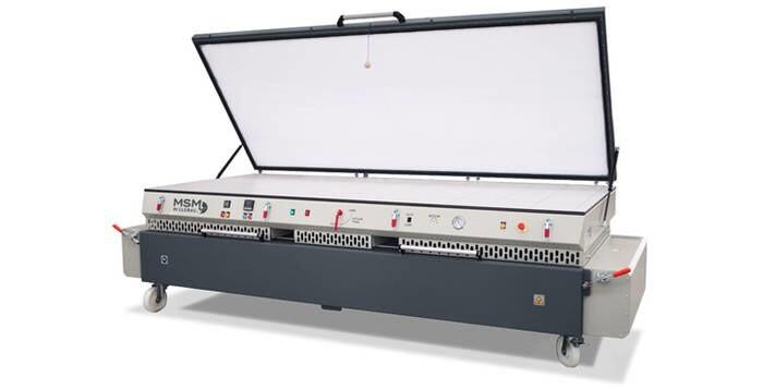 LOGO_VMP Crossflow – Die Vakuumpresse mit einzigartiger Heißluft-Technologie