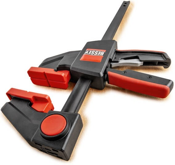 LOGO_New from BESSEY: One-handed clamp EZ series